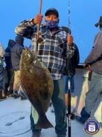 Channel Islands Sportfishing  - Mirage - Halibut